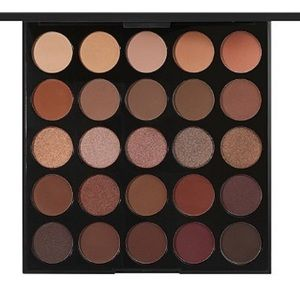 ❤️Morphe 25B Bronzed Mocha Eyeshadow Palette❤️